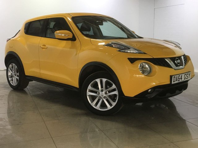 View our 2014 64 NISSAN JUKE 1.5 ACENTA DCI 5d 110 BHP