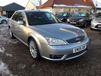 USED 2005 05 FORD MONDEO 2.2 ST TDCI 5d 155 BHP