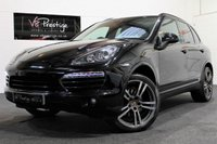 USED 2014 63 PORSCHE CAYENNE 3.0 D V6 TIPTRONIC 5d AUTO 245 BHP **HUGE SPEC OPTIONS FITTED**