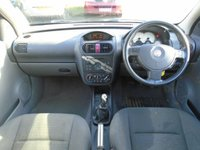 USED 2001 51 VAUXHALL CORSA 1.2 SXI 16V 3d 75 BHP GOOD SERVICE HISTORY+NEW MOT