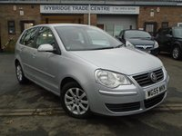 USED 2006 55 VOLKSWAGEN POLO 1.4 SE TDI 5d 68 BHP 2 OWNERS FROM NEW+GOOD SERVICE HISTORY WITH A FILE AN INCH THICK OF INVOICES