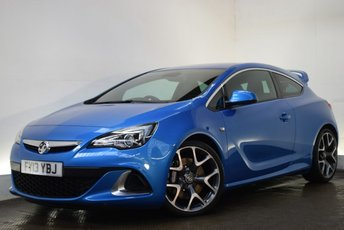 2013 VAUXHALL ASTRA GTC 2.0 VXR [AERO PACK/LEATHER] 3d 276 BHP £12890.00