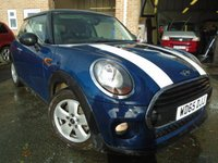 USED 2015 65 MINI HATCH ONE 1.5 ONE D 3d 94 BHP 1 OWNER FROM NEW+GREAT VALUE