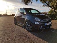 2016 FIAT 500 1.2 S 3d 69 BHP £8995.00