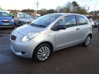 USED 2006 06 TOYOTA YARIS 1.0 T2 VVT-I 3d 69 BHP 12 MONTHS MOT...3 MONTHS WARRANTY..JUST ARRIVED