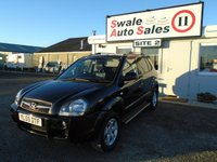 USED 2010 59 HYUNDAI TUCSON 2.0 PREMIUM CRDI 5d 148 BHP £24 PER WEEK NO DEPOSIT, SEE FINANCE LINK BELOW