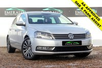 """USED 2012 61 VOLKSWAGEN PASSAT 2.0 SPORT TDI BLUEMOTION TECHNOLOGY DSG 4d AUTO 139 BHP **£0 DEPOSIT FINANCE AVAILABLE**SECURE WITH A £99 FULLY REFUNDABLE DEPOSIT** TOUCH SCREEN NAV, DAB RADIO, AUX INPUT, CRUISE CONTROL, PARK ASSIST WITH SENSORS FRONT AND REAR, ISOFIX, AUTO HEADLIGHTS, PRIVACY GLASS, 17"""" DIAMOND FACE ALLOYS"""