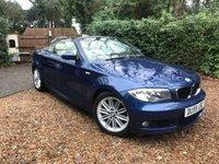 2009 BMW 1 SERIES 2.0 118D M SPORT 2d 141 BHP £8489.00