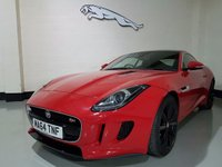 USED 2014 64 JAGUAR F-TYPE 3.0 V6 S 2d AUTO 380 BHP 1 Owner/Jag History Just Serviced/Pan- RoofRear Camera