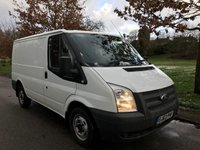 2013 FORD TRANSIT 2.2 260 LR SWB 100BHP SERVICE HISTORY NATIONWIDE DELIVERY £5495.00