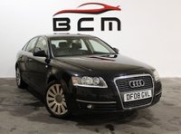 2008 AUDI A6 2.0 TDI LIMITED EDITION 4d 140 BHP £SOLD