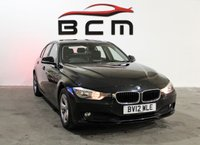 2012 BMW 3 SERIES 2.0 320D EFFICIENTDYNAMICS 4d 161 BHP £9985.00