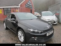 USED 2010 10 VOLKSWAGEN SCIROCCO 2.0 GT TDI 2dr 170 BHP FULL HISTORY / 170 BHP / £1200 OF EXTRAS