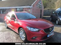 2013 MAZDA 6 2.0 SE-L NAV 5 dr ESTATE £6990.00