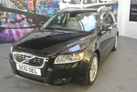 USED 2010 10 VOLVO V50 1.6 D DRIVE SE LUX 5d 109 BHP