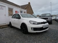 USED 2011 VOLKSWAGEN GOLF GTD 2.0 TDI 5dr ( 170 bhp ) New Timing Belt & Full VW Service History