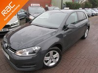 USED 2015 65 VOLKSWAGEN GOLF 1.6 MATCH TDI BLUEMOTION TECHNOLOGY 5d 109 BHP Active Cruise Control
