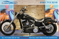 2012 HARLEY-DAVIDSON DYNA FXDWG 1584 12 WIDE GLIDE - Low miles! - BUY NOW PAY NOTHING FOR 2 MONTHS 		 £9795.00