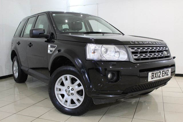 View our 2012 12 LAND ROVER FREELANDER 2.2 TD4 XS 5DR 150 BHP
