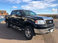 2007 FORD F 150 5.4 XLT 4 WHEEL DRIVE 4DR SUPERCREW  £SOLD