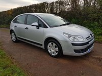 USED 2007 07 CITROEN C4 1.6 COOL I 5d 108 BHP **LOVELY CONDITION**SUPERB DRIVE**