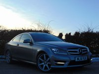 2011 MERCEDES-BENZ C CLASS 2.1 C250 CDI BLUEEFFICIENCY AMG SPORT ED125 2d AUTO 204 BHP £12225.00