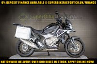 USED 2014 14 HONDA VFR1200X CROSSTOURER 1200CC GOOD BAD CREDIT ACCEPTED, NATIONWIDE DELIVERY,APPLY NOW