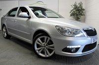 USED 2011 11 SKODA OCTAVIA 2.0 VRS TDI CR DSG 5d AUTO 170 BHP