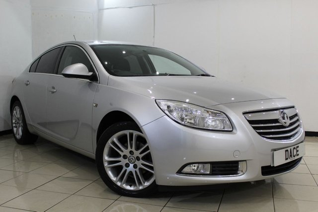 View our 2011 61 VAUXHALL INSIGNIA 2.0 EXCLUSIV CDTI 5DR 128 BHP