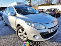 USED 2011 11 RENAULT MEGANE 1.5 DYNAMIQUE TOMTOM DCI ECO 5d 110 BHP 1 PREVIOUS OWNER + SAT NAV