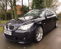 2009 BMW 5 SERIES 3.0 530D M SPORT BUSINESS EDITION TOURING 5d AUTO 232 BHP £11495.00