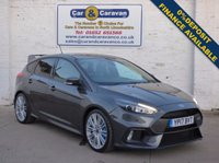 2017 FORD FOCUS 2.3 RS 5d 346 BHP £28988.00