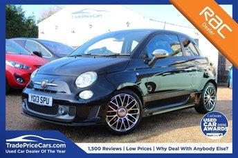 2013 ABARTH 595 1.4 COMPETIZIONE 3d AUTO 160 BHP £11950.00