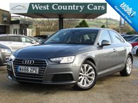 USED 2016 66 AUDI A4 2.0 TDI ULTRA SE 4d 148 BHP Superb Specification Executive Saloons