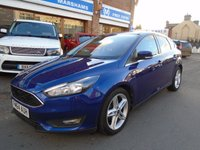 USED 2015 64 FORD FOCUS 1.6 ZETEC TDCI 5d 114 BHP