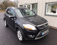 USED 2011 61 FORD KUGA 2.0 TDCI TITANIUM AWD 163 BHP THIS VEHICLE IS AT SITE 1 - TO VIEW CALL US ON 01903 892224
