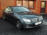 2009 MERCEDES-BENZ C CLASS C220 CDI BLUEEFFICIENCY ELEGANCE 2.1 4d AUTO £6889.00