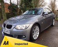 2013 BMW 3 SERIES 2.0 320D M SPORT 2d AUTO 181 BHP £14495.00