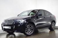 USED 2015 65 BMW X4 3.0 XDRIVE30D M SPORT 4d AUTO 255 BHP