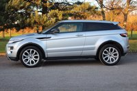USED 2012 12 LAND ROVER RANGE ROVER EVOQUE 2.2 SD4 DYNAMIC 3d AUTO 190 BHP
