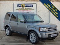 2012 LAND ROVER DISCOVERY 3.0 4 SDV6 XS 5d AUTO 255 BHP £21988.00