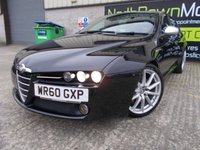 USED 2011 ALFA ROMEO 159 2.0 JTDM 16V LUSSO 4d 170 BHP Stunning Condition, FSH, No Deposit Finance Available, Rare 2.0d Engine