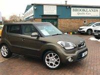 2012 KIA SOUL 1.6 CRDI HUNTER 5d 126 BHP £5295.00
