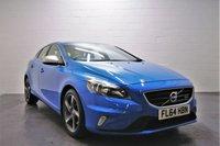 2014 VOLVO V40 1.6 D2 R-DESIGN 5d AUTO 113 BHP £9695.00