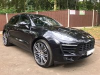 USED 2015 65 PORSCHE MACAN S 3.0 AUTO Massive Spec - Panoramic Roof