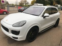 USED 2017 PORSCHE CAYENNE 3.0 E-Hybrid S Tiptronic S AWD DELIVERY MILES MEGA SPEC
