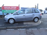 USED 2007 57 VAUXHALL ZAFIRA 1.6 LIFE 16V 5d 105 BHP 9 Stamps Of Service History . 1 Former Keeper . New Full Mot & Service Done On Collection . 2 Years FREE Mot & Service Deal Included . 3 Months Warranty . All Our Cars Are HPI Clear . Finance Arranged At Affordable Rates . Credit Cards Accepted .