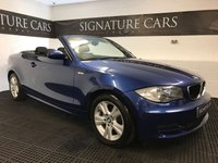 USED 2008 08 BMW 1 SERIES 2.0 118I SE 2d AUTO 141 BHP
