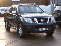 2014 NISSAN NAVARA 2.5 DCI TEKNA 4X4 DOUBLE CAB 190 BHP £12895.00