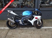 USED 2013 13 SUZUKI GSXR 750 L1 . TOTALLY STANDARD AND MINT